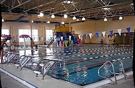 Grander Pool Water