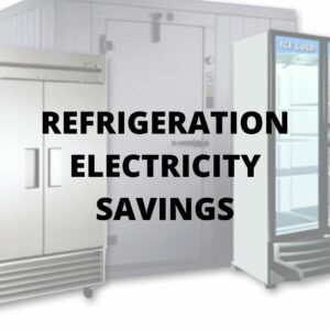 REFRIGERATION ELECTRICITY SAVINGS-button