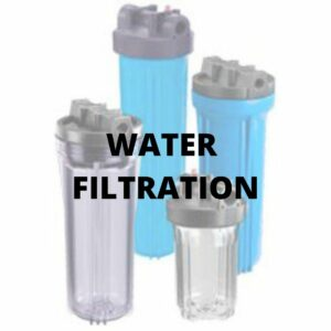 WATER filtration-button